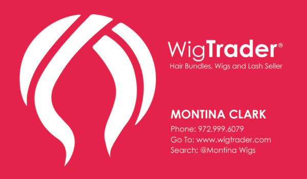 Wig Trader Business Card